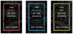 Joe Thorn Trilogy
