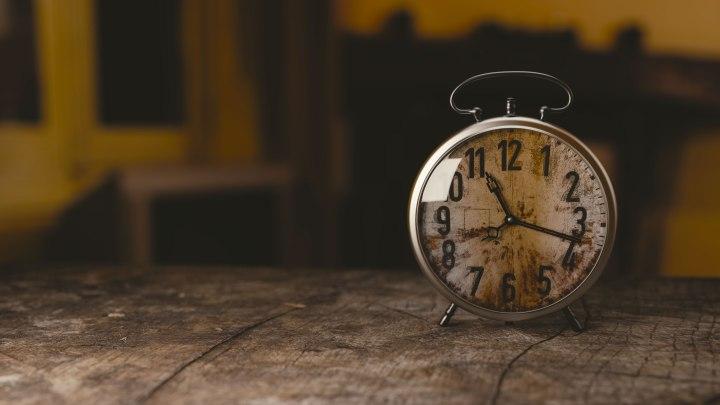 Clock Old