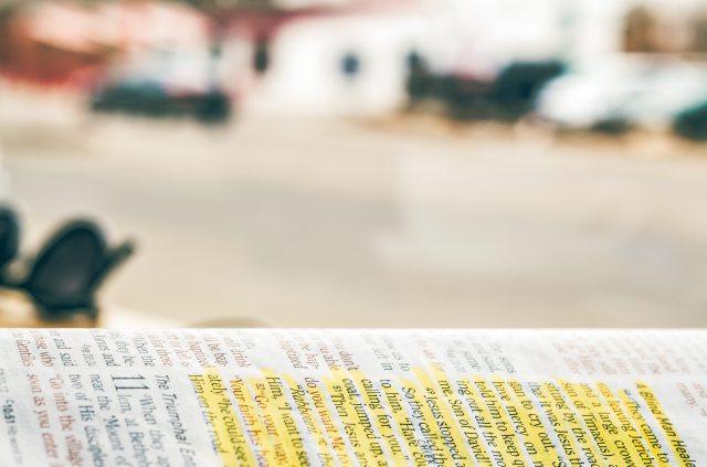 Bible Blur